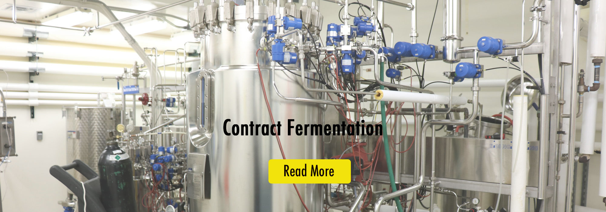 ProbioFerm Contract Fermentation