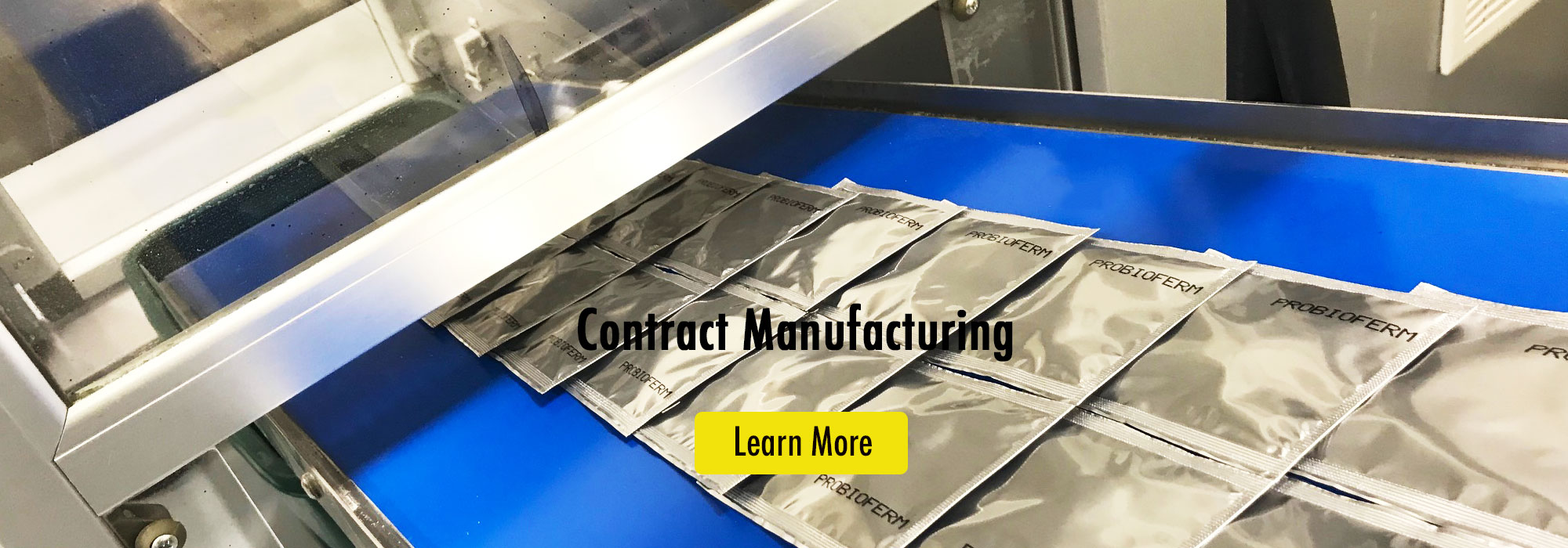 ProbioFerm Contract Manufacturing
